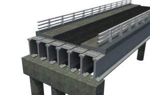 мостовая балка