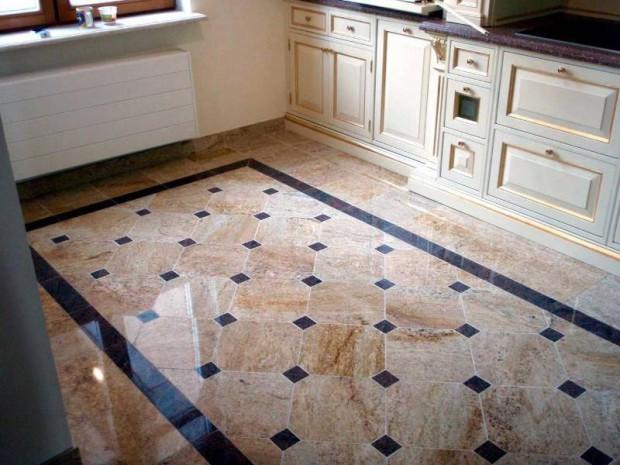 напольная плитка для кухни 2