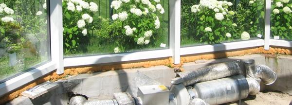 ПВХ (твёрдый) для конструкций зимнего сада