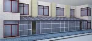 Создание и визуализация проектов зимнего сада в 3D