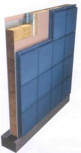 Конструкция на основе термопрофиля