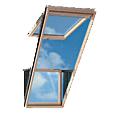 Балконные системы мансардных окон