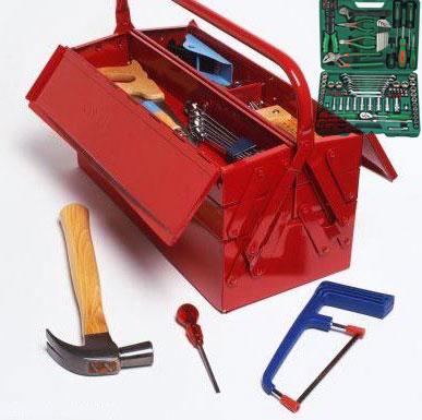 Инструменты и материалы для ремонта деревянных окон