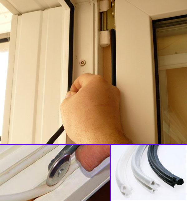 Восстанавливаем герметичность металлопластиковых окон