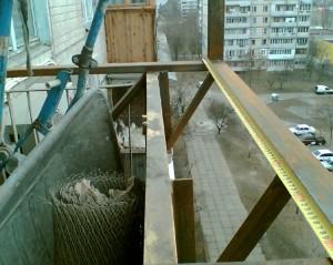 балконный навес