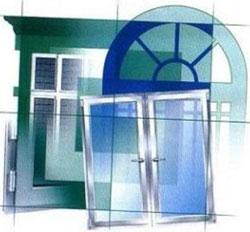 Конструктивные элементы пластиковых окон