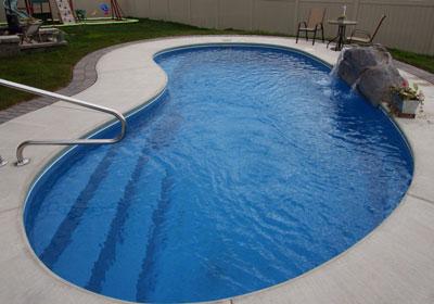 Характеристики и сборка каркасных бассейнов