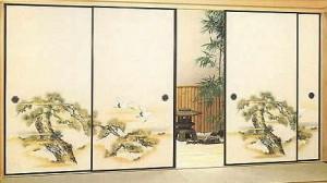 Раздвижные двери Седзи