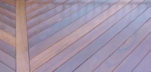 Террасная доска из древесины ипе