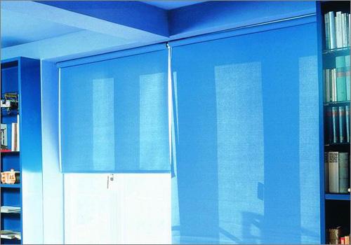 Панельные шторы в дизайне интерьера