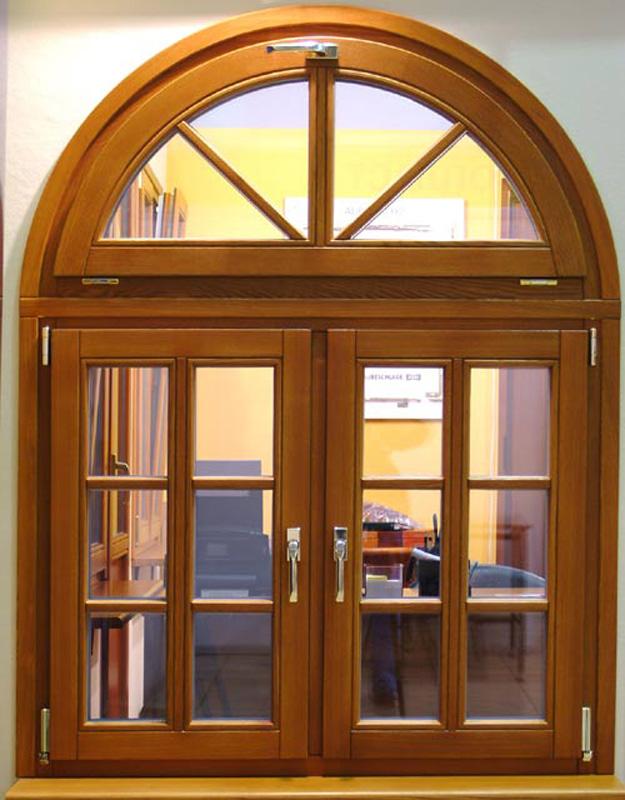 Деревянные окна – современно, натурально, качественно