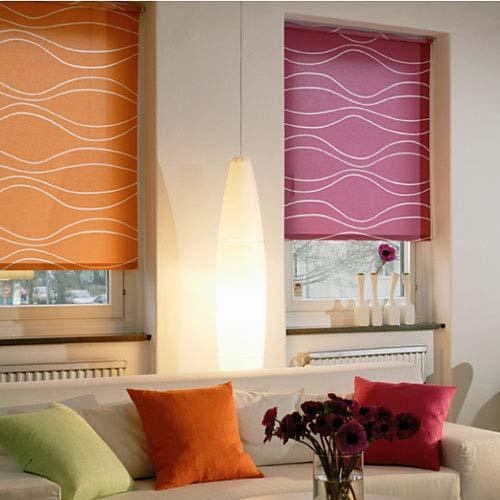 Рулонные шторы – новая тенденция в дизайне
