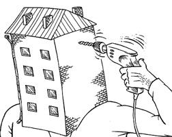 Самостоятельная перепланировка квартиры, что можно