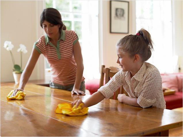 Лакированная и полированная мебель: правильный уход