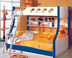 Двухъярусные детские кровати - выбор и покупка