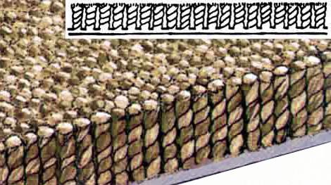 Грязезащитные покрытия: степени установки и характеристики