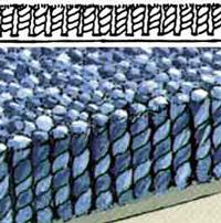 Ковровое покрытие саксони