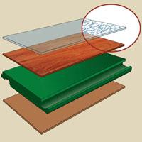 Ламинат - напольное покрытие