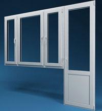 Балконные двери и балконные блоки