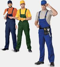 Выбираем спецодежду для строителя