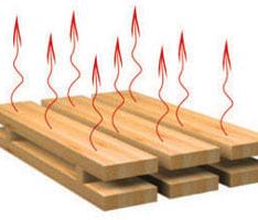 Сушим древесину самостоятельно