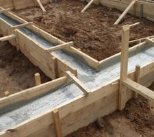 Выбираем фундамент под дом из пеноблоков