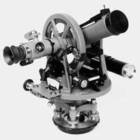 Теодолит - прибор для измерения вертикальных и горизонтальных углов