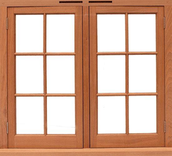 Чиним деревянное окно в домашних условиях