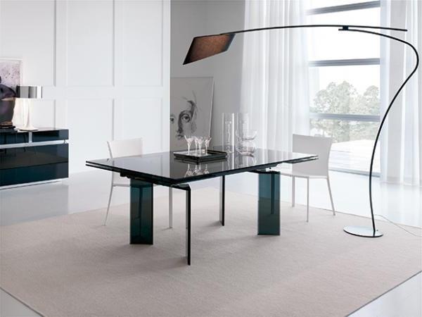Стеклянная мебель: правильный уход