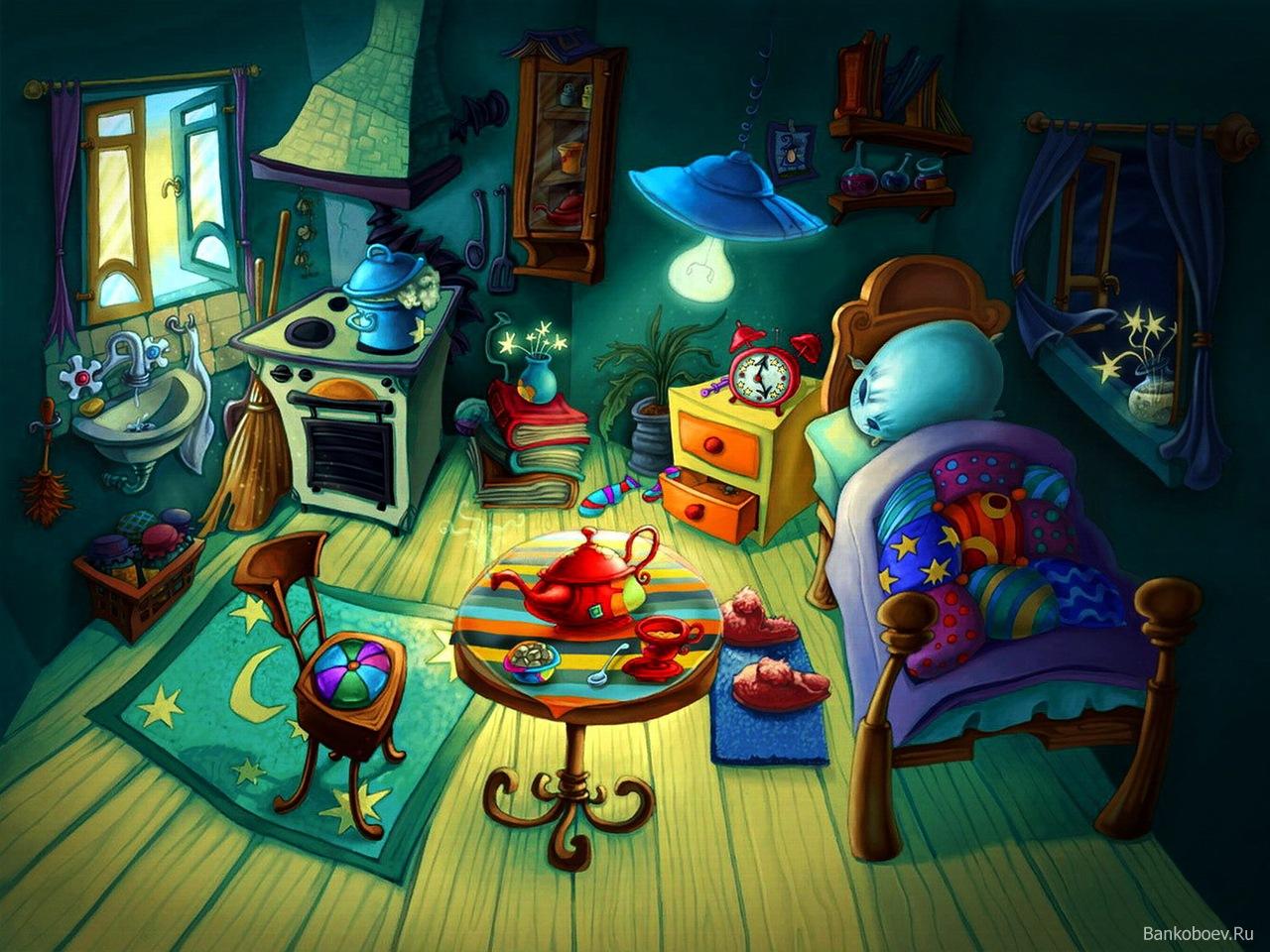 Секреты уютного дома