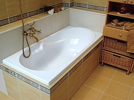 Восстановление покрытия старой ванны