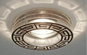 Встраиваемые светильники - необходимое украшение дома
