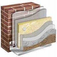 Утепление фасада: материалы и технологии