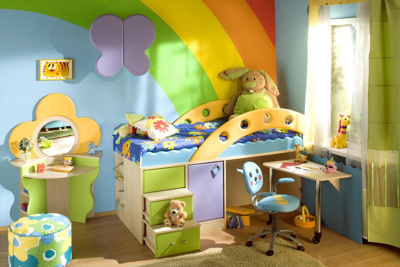Мебель в детскую: как выбрать
