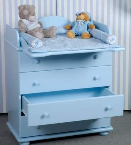 Основные элементы мебели для малышей