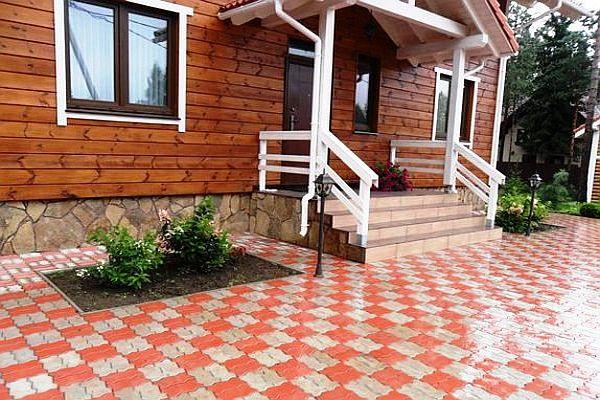Достоинства и недостатки тротуарной плитки