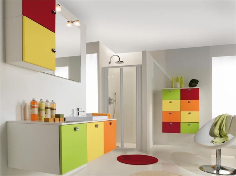 Выбирая мебель для ванной