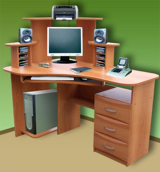 Пошаговый выбор компьютерного стола