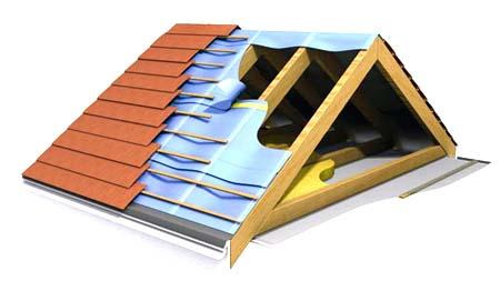 Гидроизоляция крыши: выбираем материал