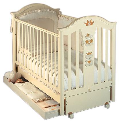 Детские кроватки: выбираем самые удобные