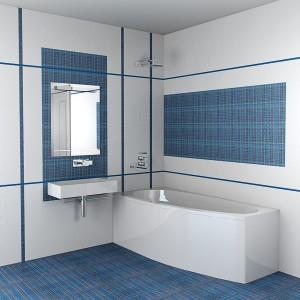 Как выбрать и как класть плитку в ванной на пол