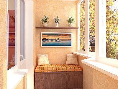 Остекление хрущевок: балконы и лоджии
