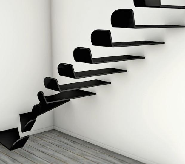 Из каких материалов делают лестницы