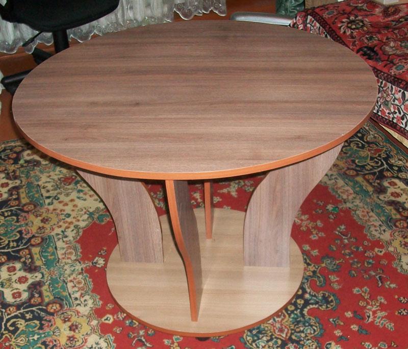 Круглый стол своими руками