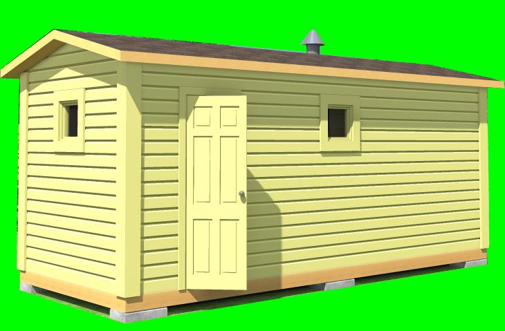 Перевозная баня под ключ: преимущества и характеристики