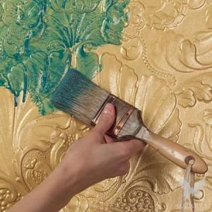 Как покрыть стены линкрустом самостоятельно?