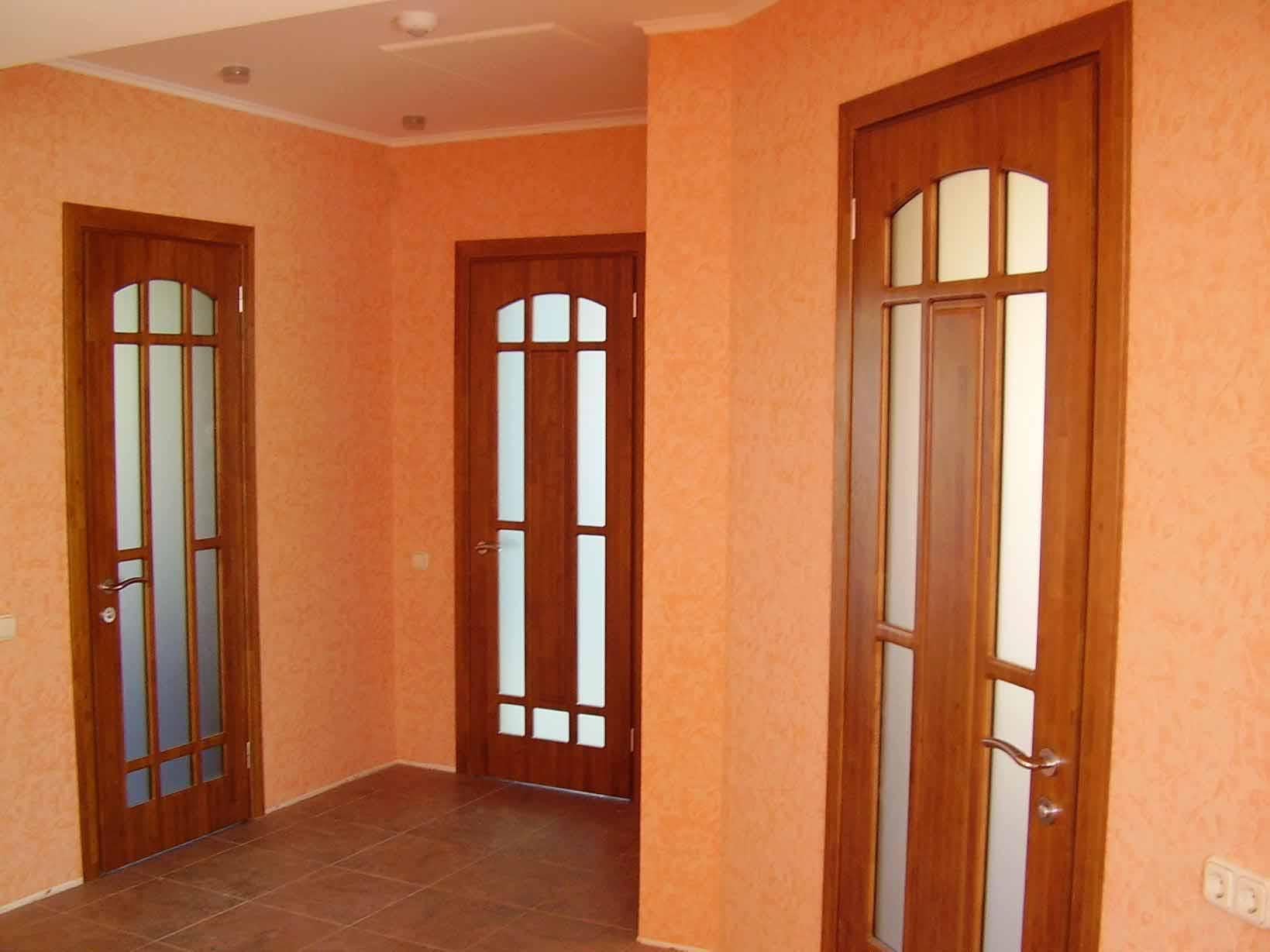 Деревянные межкомнатные двери: основные характеристики и элементы
