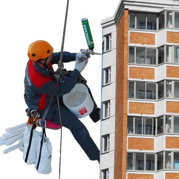 Промышленный альпинизм - оптимальное решение на высоте