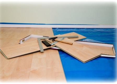 Можно ли уложить ламинат на деревянную поверхность?