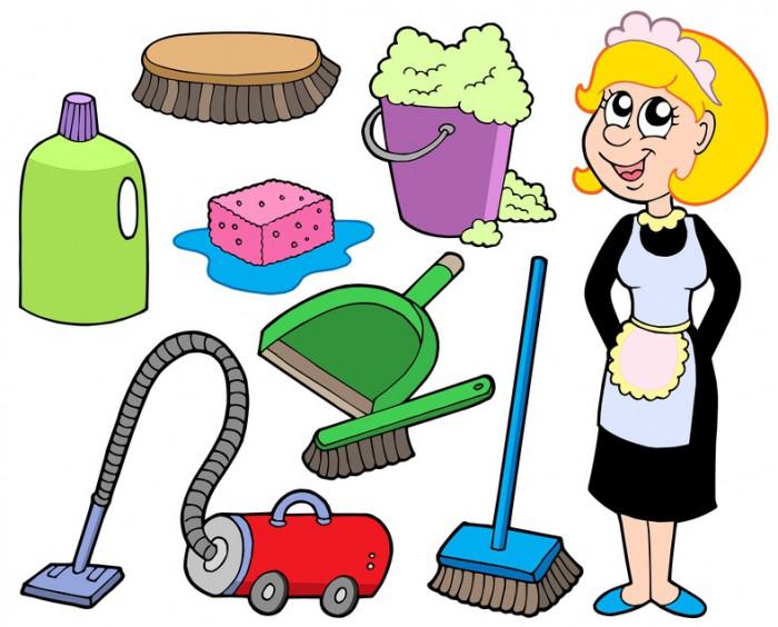Уборка после ремонта: основные правила и последовательность